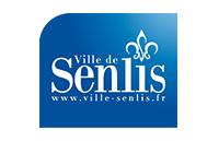Ville de Senlis Logo