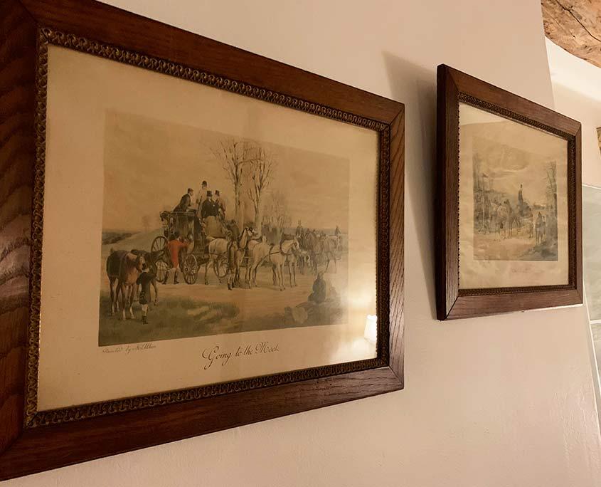 Studio Le Petit Hameau de Chantilly Décoration Tableau